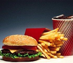 Западная диета увеличивает риск преждевременной смерти