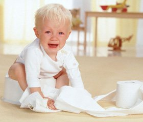 Порушення моторно-евакуаторної функції товстої кишки у дітей