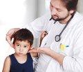 Лимфаденопатия у детей